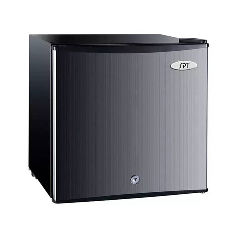 Image of Sunpentown 1.1 cu.ft. Upright Freezer Stainless Steel (UF-114SS)