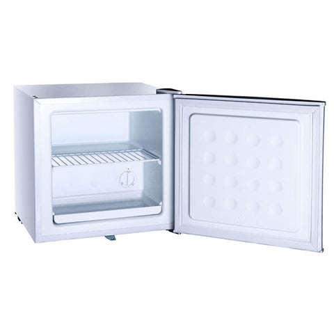 Sunpentown 1.1 cu. ft. White Upright Freezer (UF-114W)