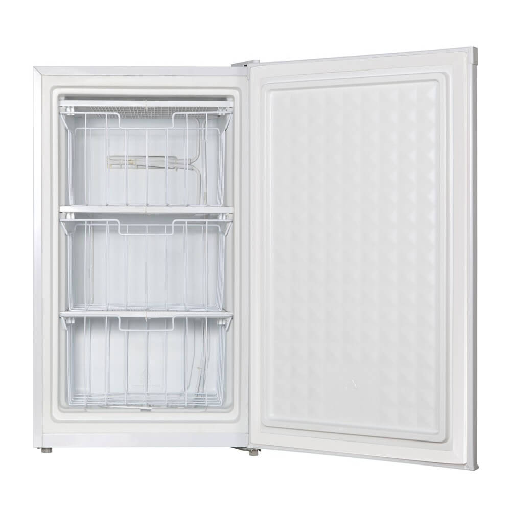 Sunpentown 3.0  cu. ft Upright Freezer in White with Energy Star (Model: UF-304W)