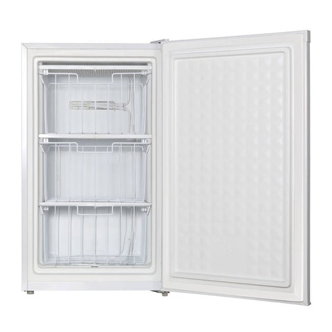 Image of Sunpentown 3.0  cu. ft Upright Freezer in White with Energy Star (Model: UF-304W)