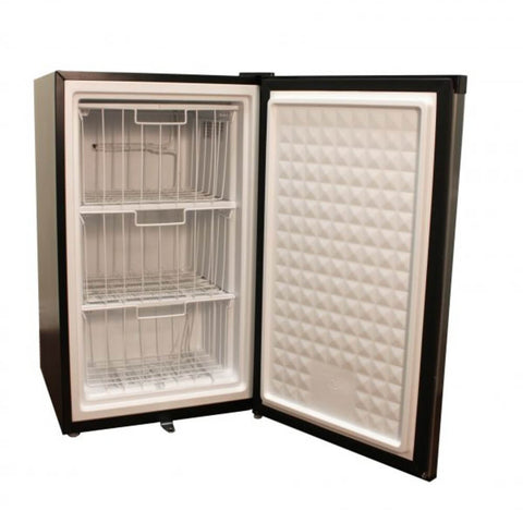 Sunpentown 3.0  cu. ft Upright Freezer in Stainless Steel with Energy Star (Model: UF-304SS)