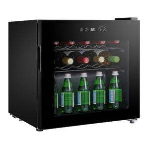 Sunpentown Single Zone Compressor  16-bottles Wine Cooler (Model: WC-1686C)