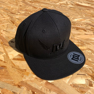 Michelle Westby All Black Snapback Cap