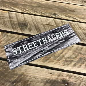 Streetracers Slap Sticker