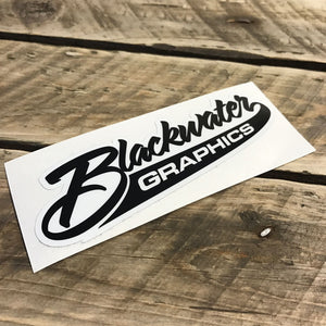 BWG Retro Sticker