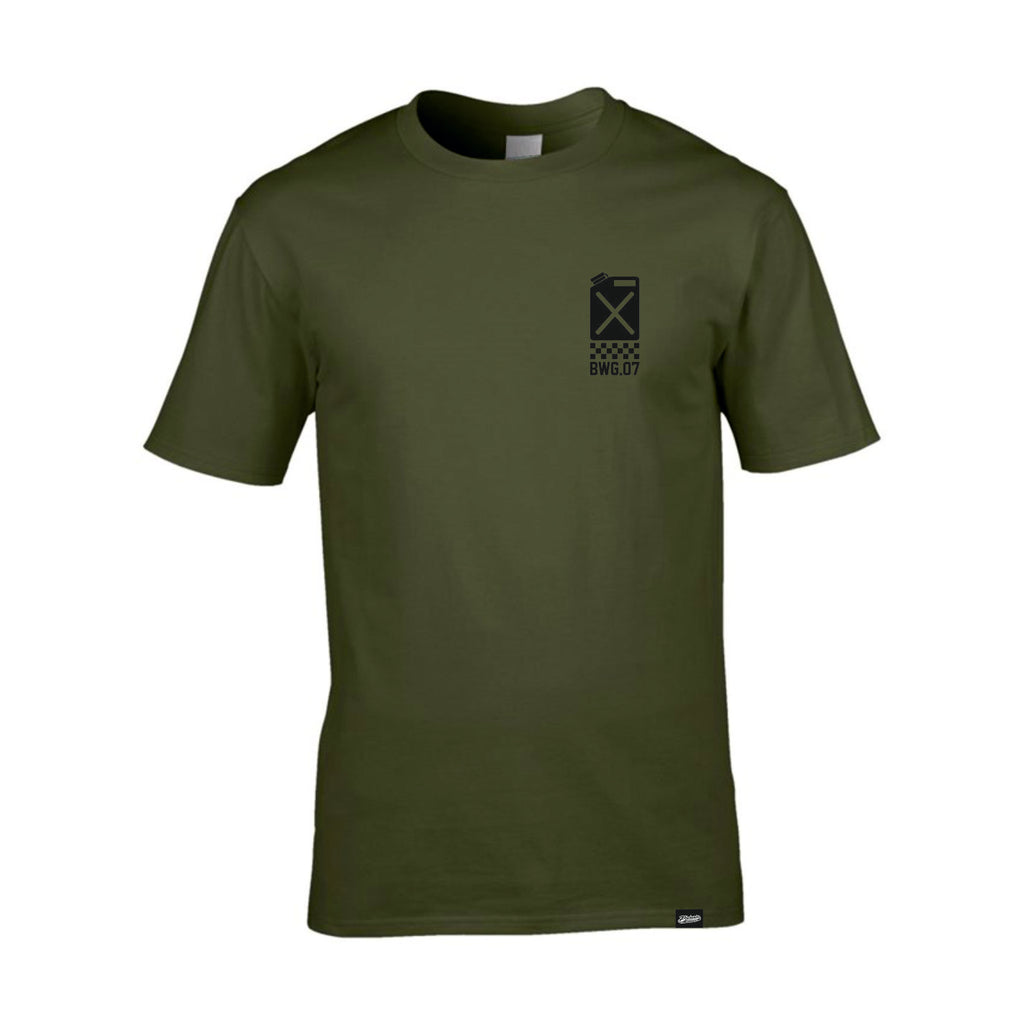 Blackwater Graphics Petrol T-Shirt