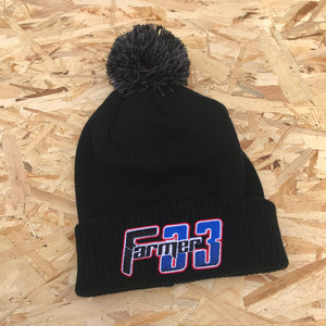 Farmer 33 Bobble Hat