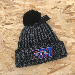 Farmer 33 Knitted Bobble Hat