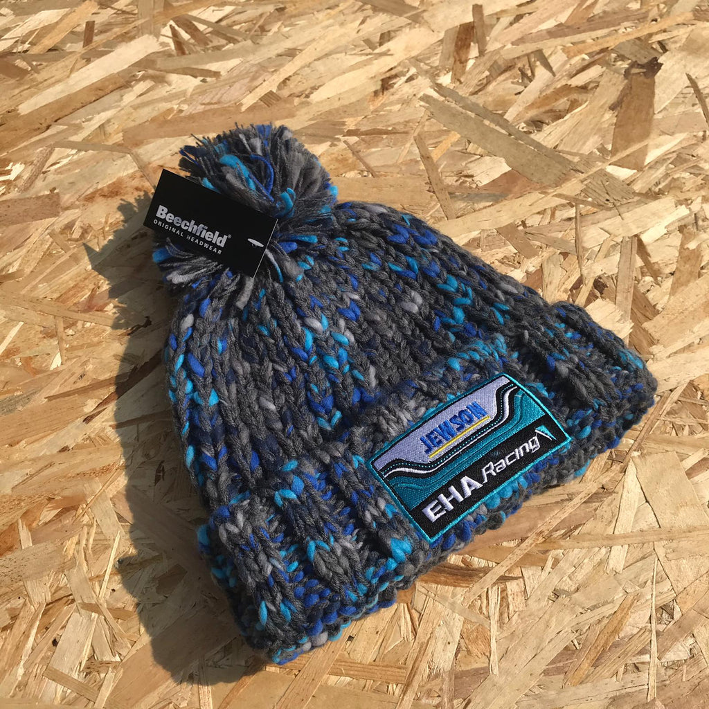 EHA Racing Bobble Hat