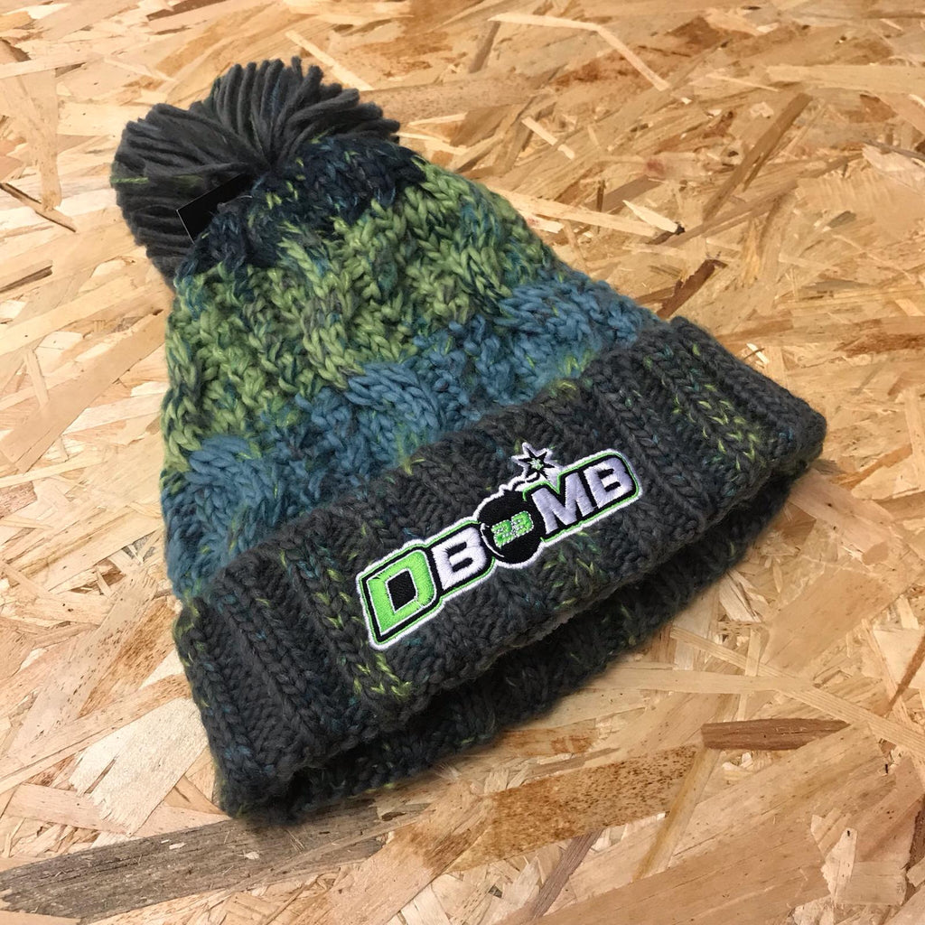 D-Bomb Bobble Hat
