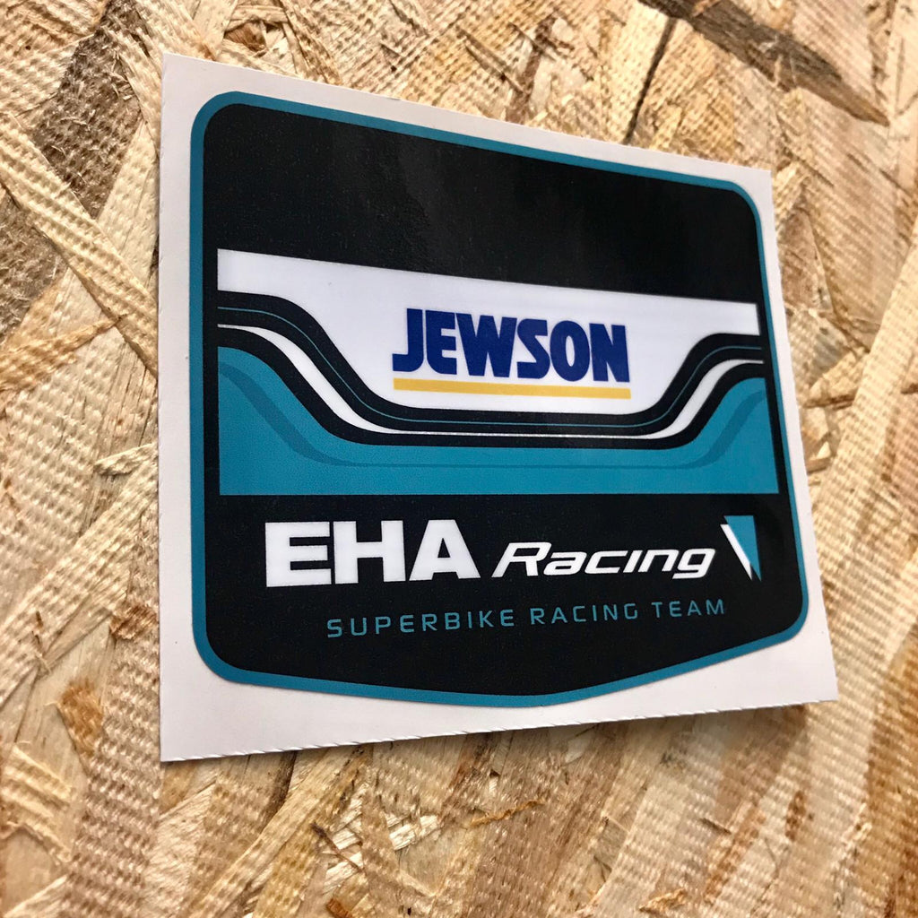 EHA Racing Team Sticker