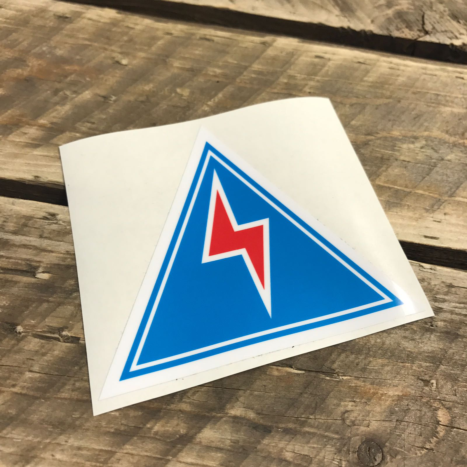 Electrical Cut Off Sticker