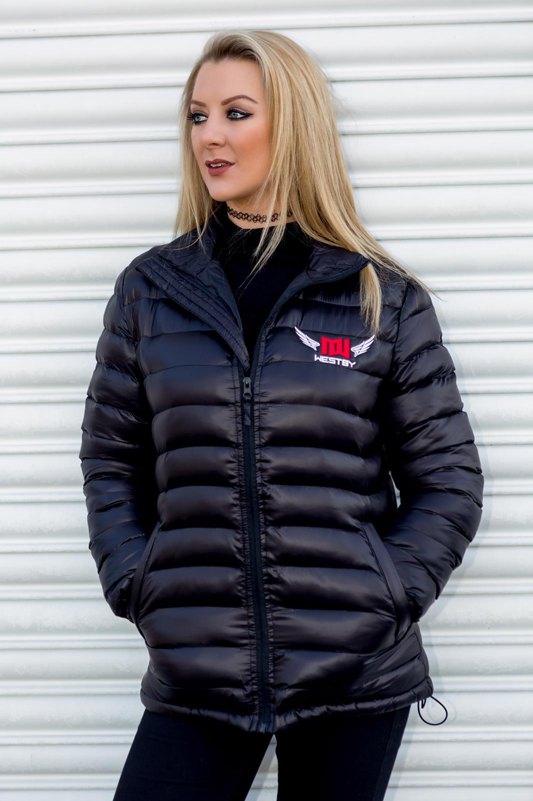 Michelle Westby Ladies Ice Bird Padded Jacket
