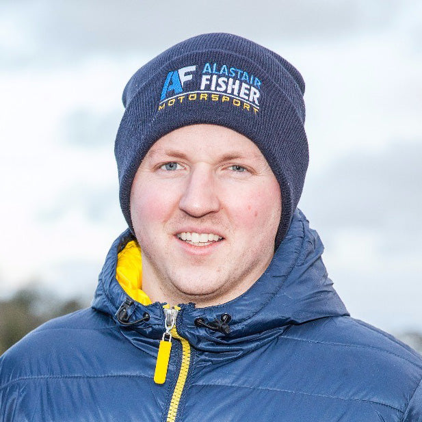 Alastair Fisher Motorsport Beanie Hat
