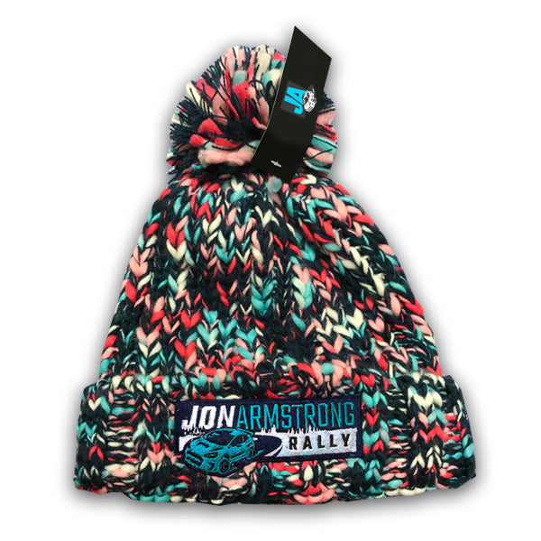 Jon Armstrong Rally - Bobble Hat