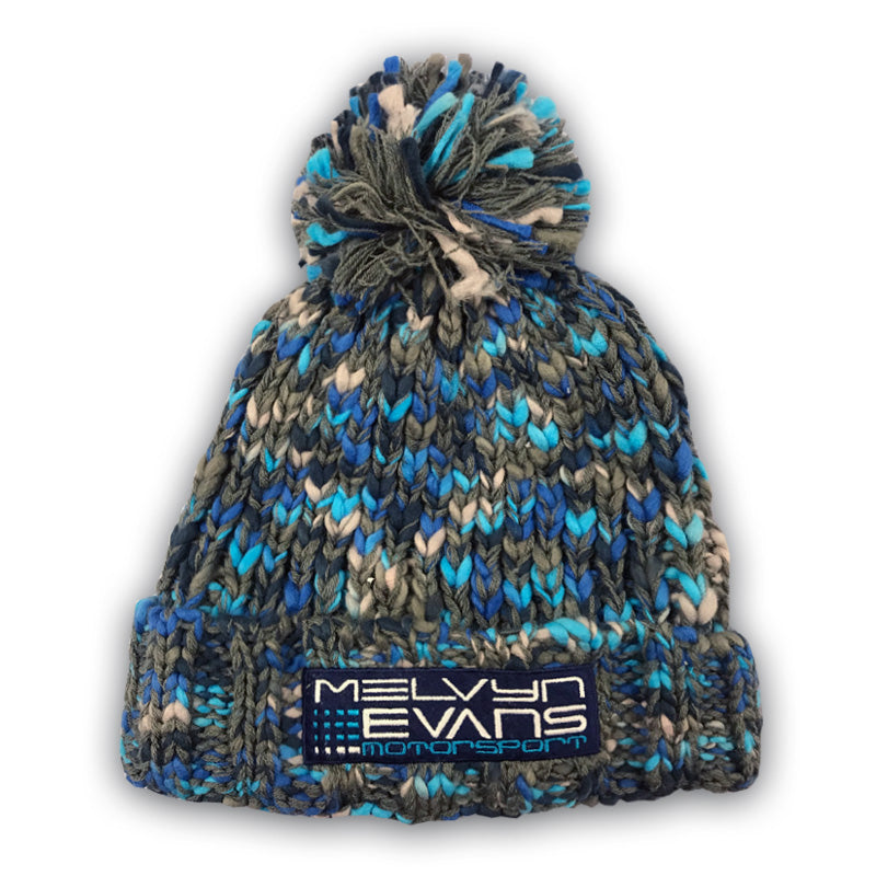Melvyn Evans Motorsport Bobble Hat