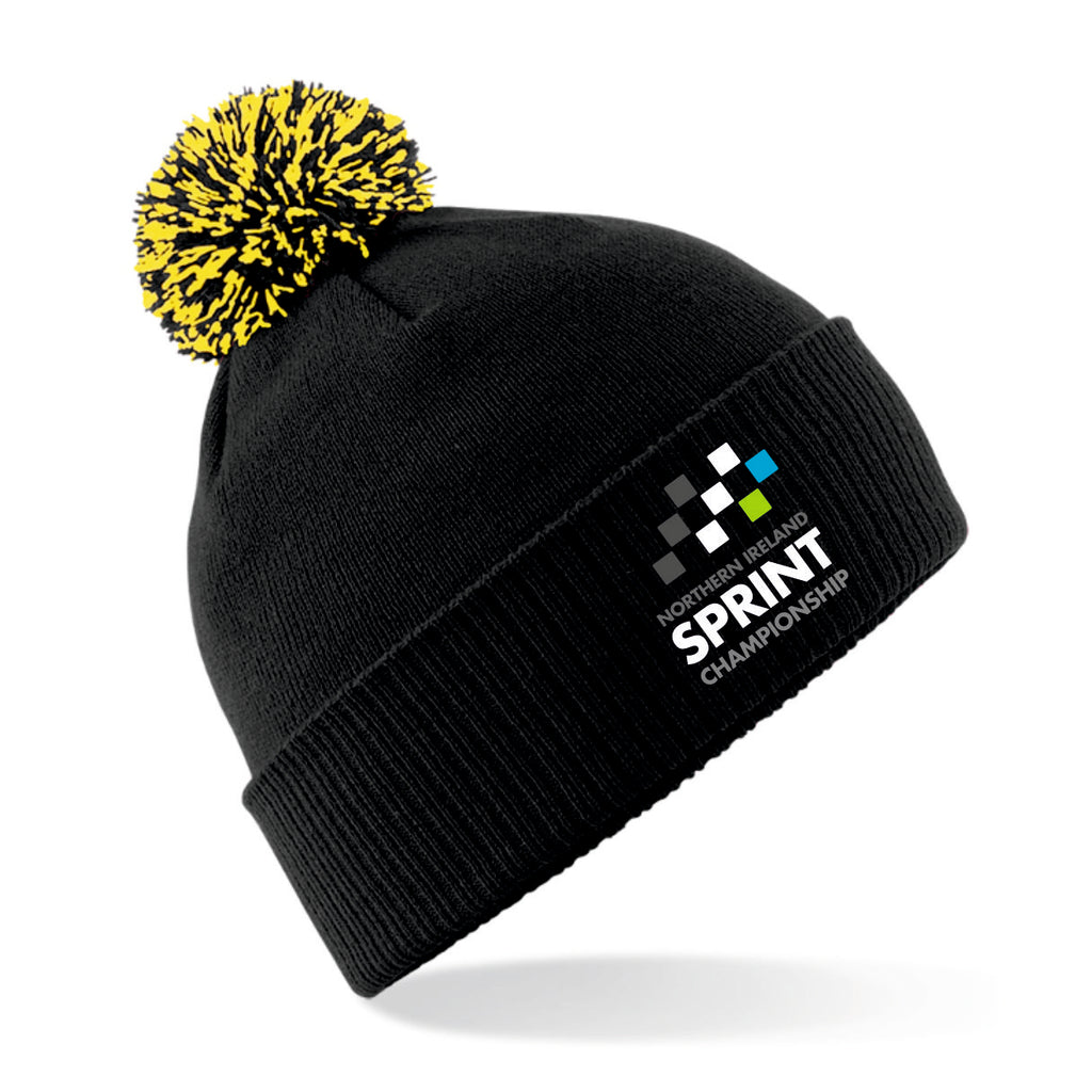 NI Sprint Championship Bobble Hat