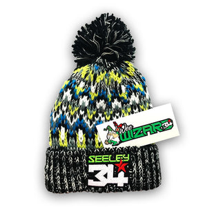 Seeley Bobble Hat