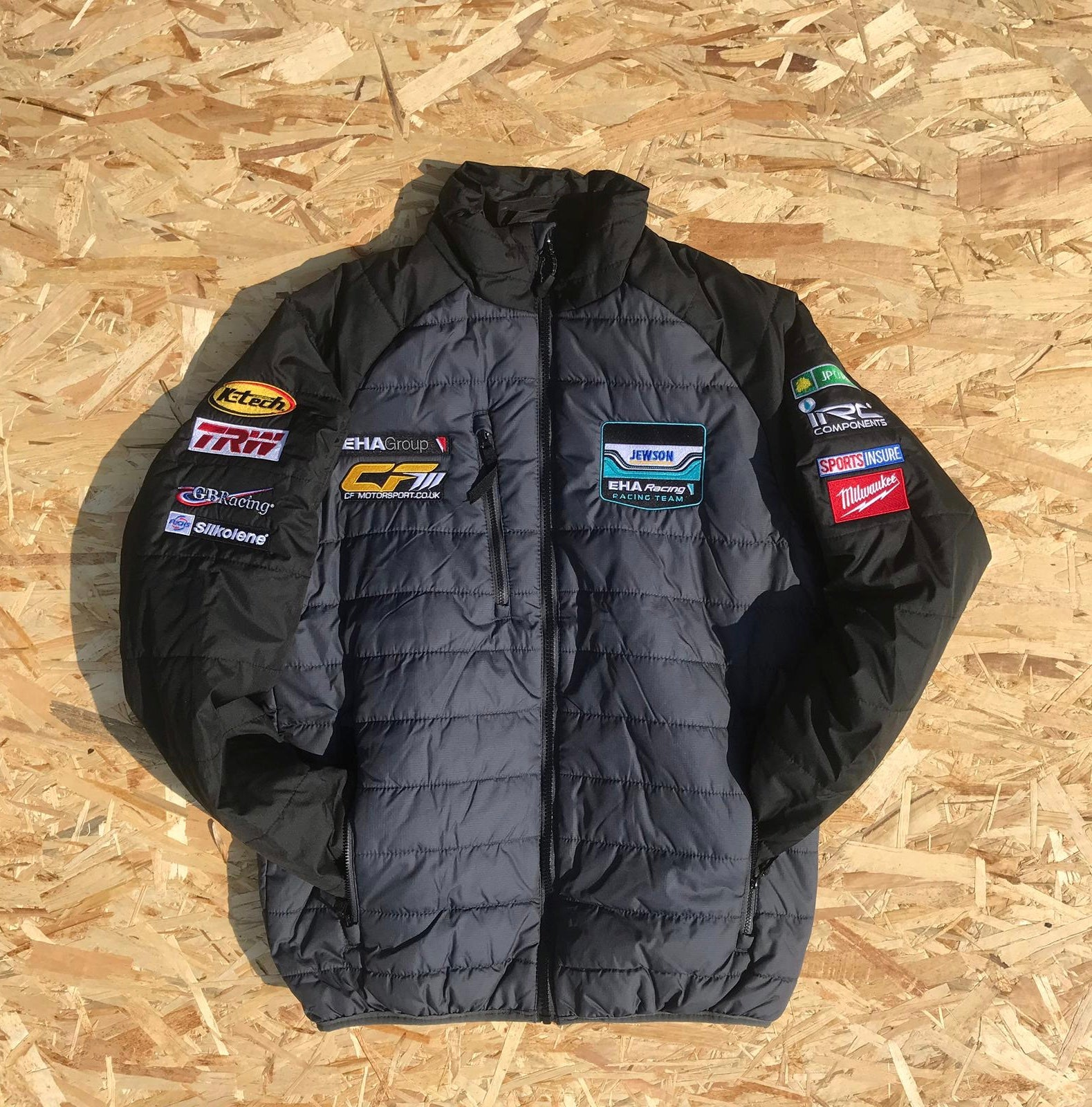 EHA Racing Padded Jacket
