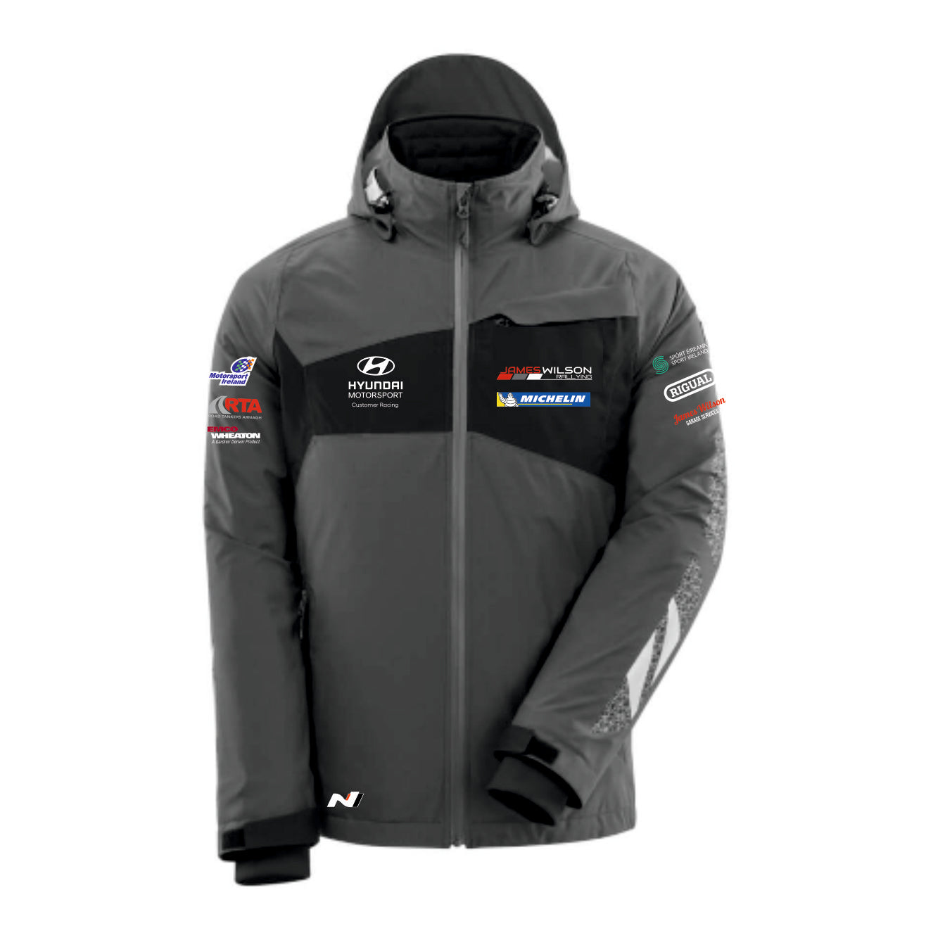 James Wilson Rallying Jacket