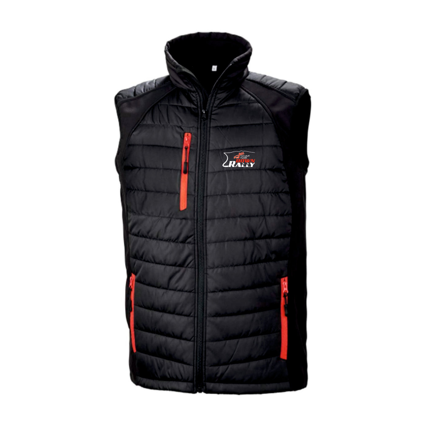 Down Rally Compass Gilet