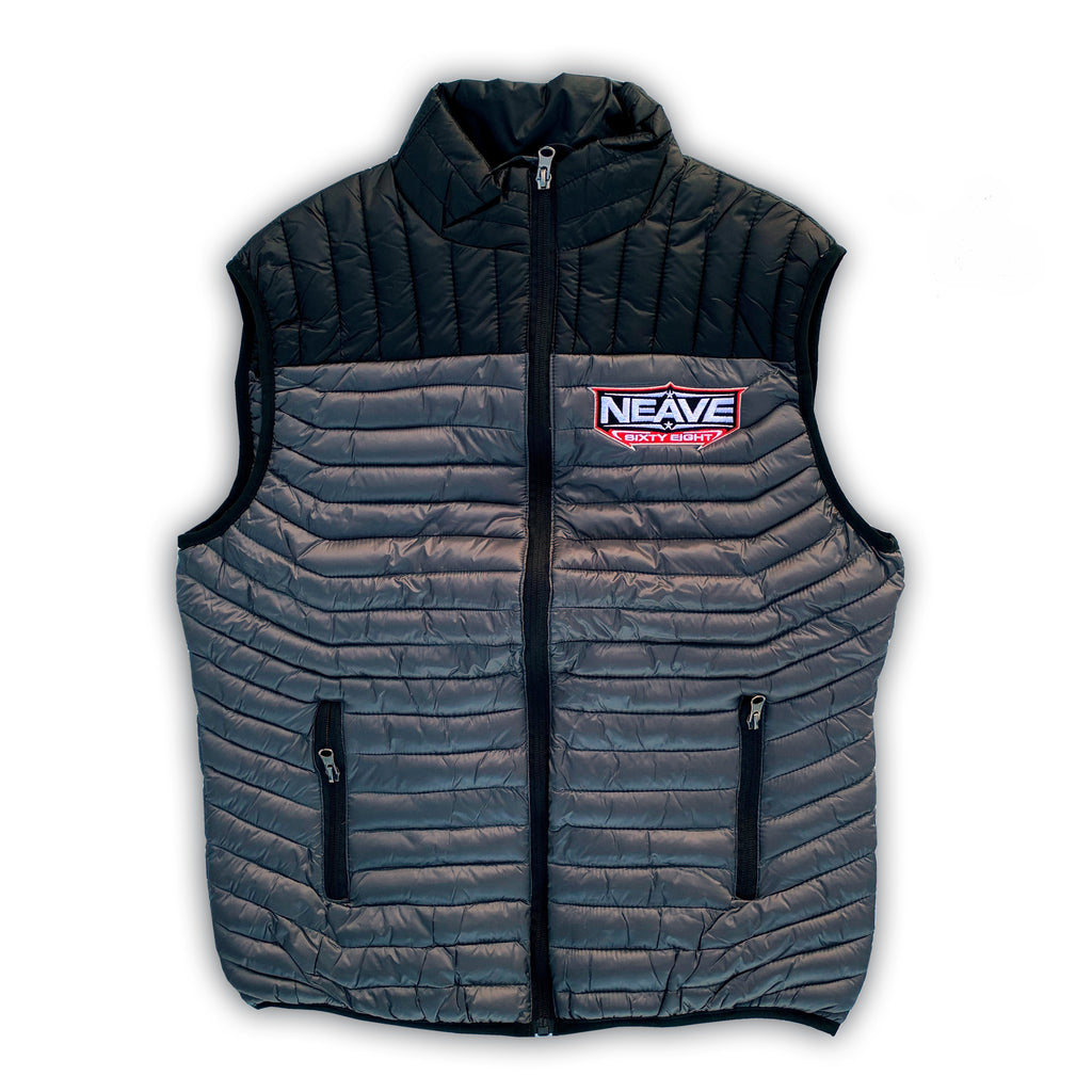 Tom Neave Padded Gilet