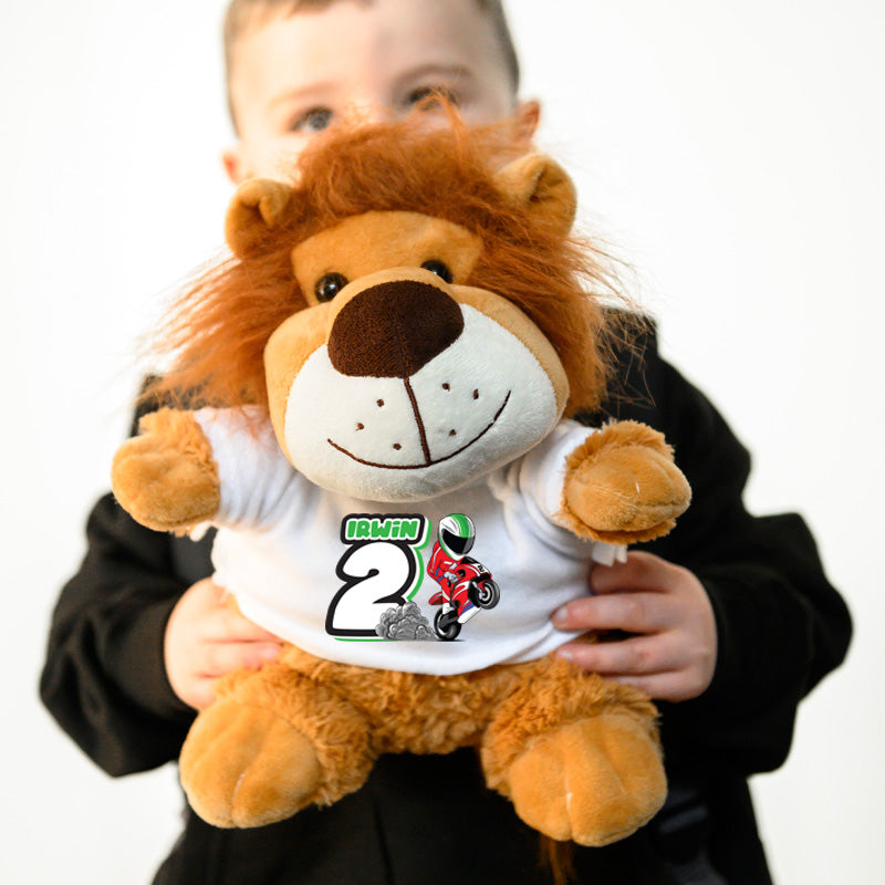 Glenn Irwin Kids Teddy