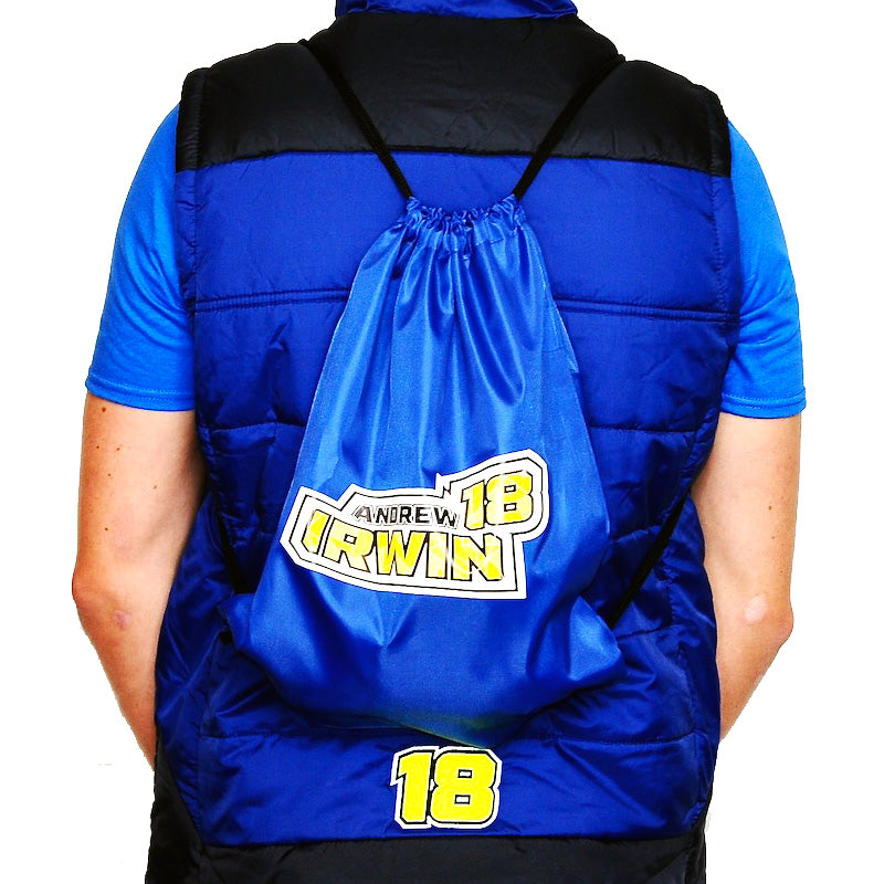 Andrew Irwin Gym Bag