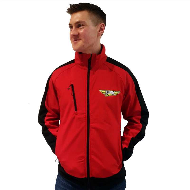 Christian Iddon Softshell Jacket