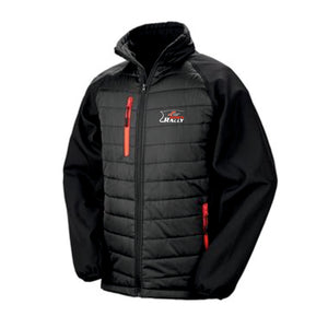 Down Rally Padded Softshell Jacket