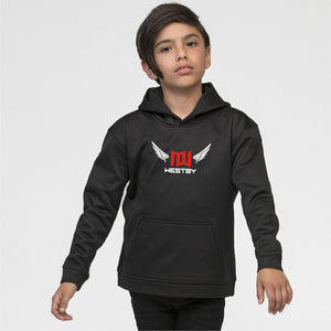 Michelle Westby Kids Pullover Hoodie