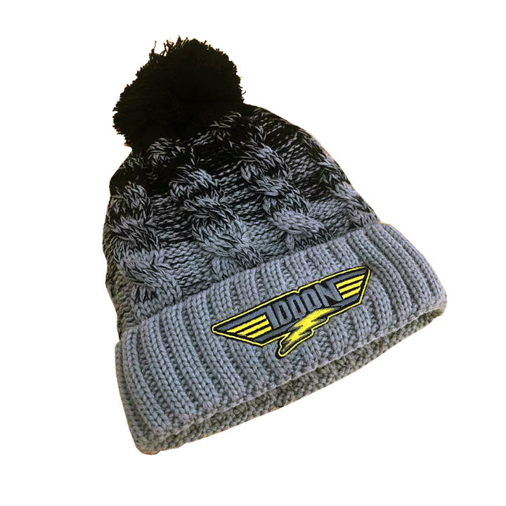 Christian Iddon Bobble Hat