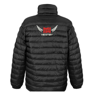 Michelle Westby Mens Ice Bird Padded Jacket