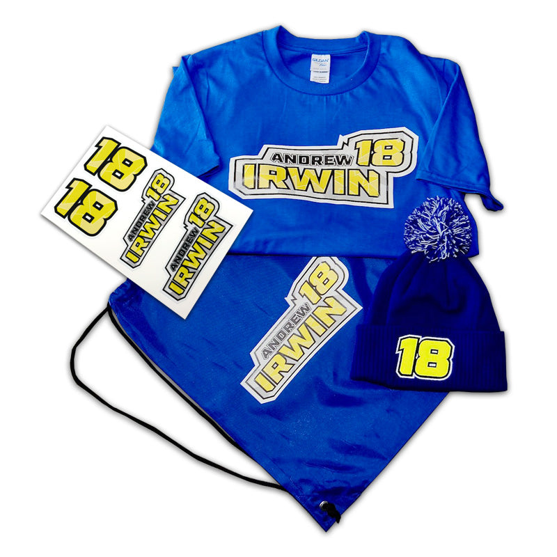 Andrew Irwin Fan Bundle