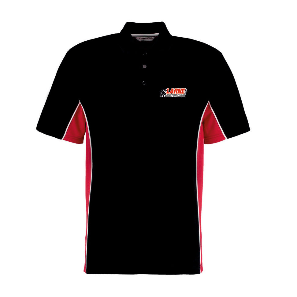 Larne Motor Club Polo Shirt V1