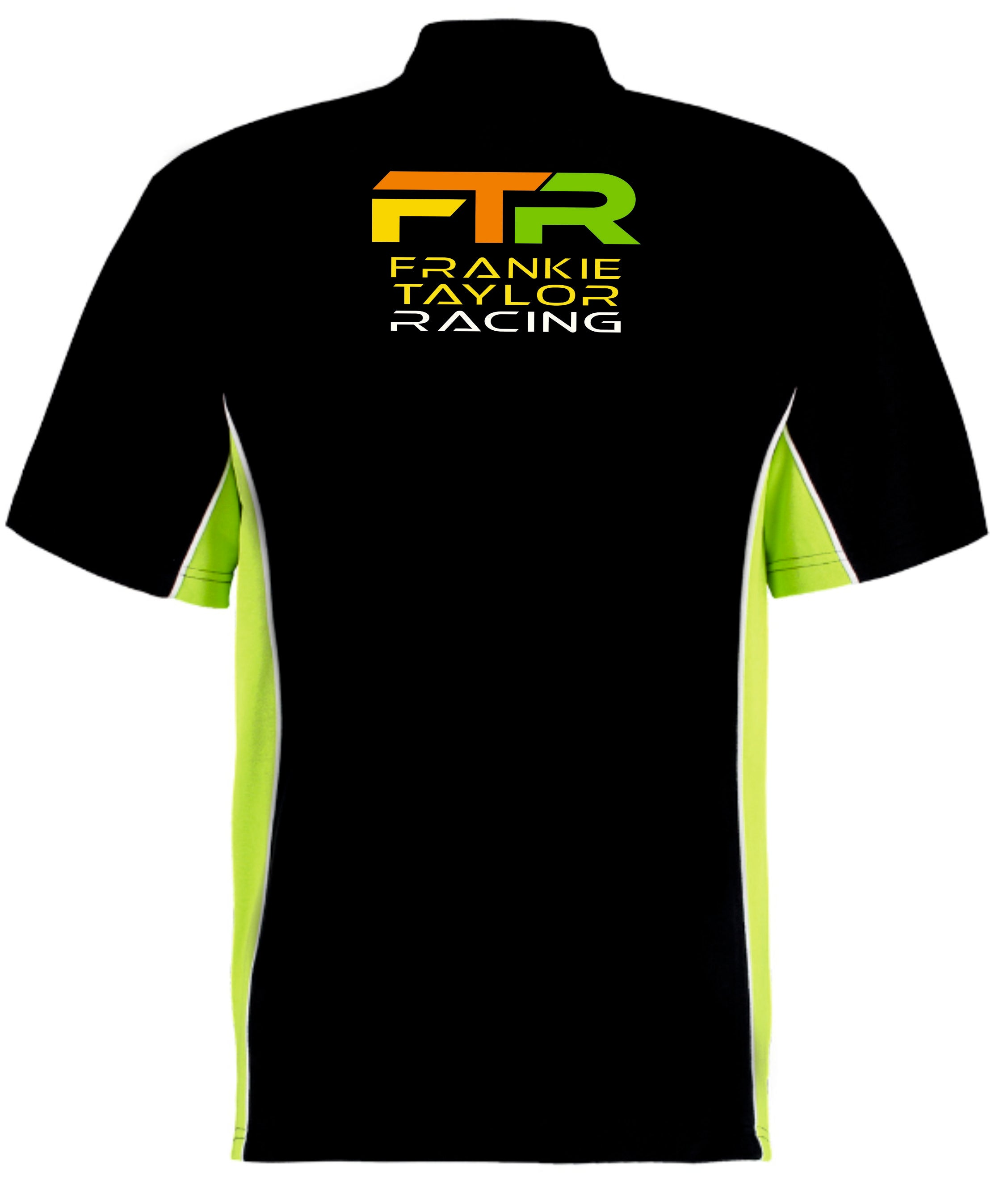 Frankie Taylor Racing Polo Shirt