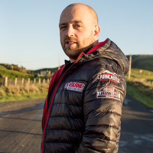 Larne Motor Club Puff Jacket
