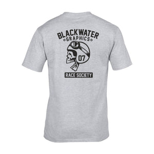 Blackwater Graphics Skull T-Shirt