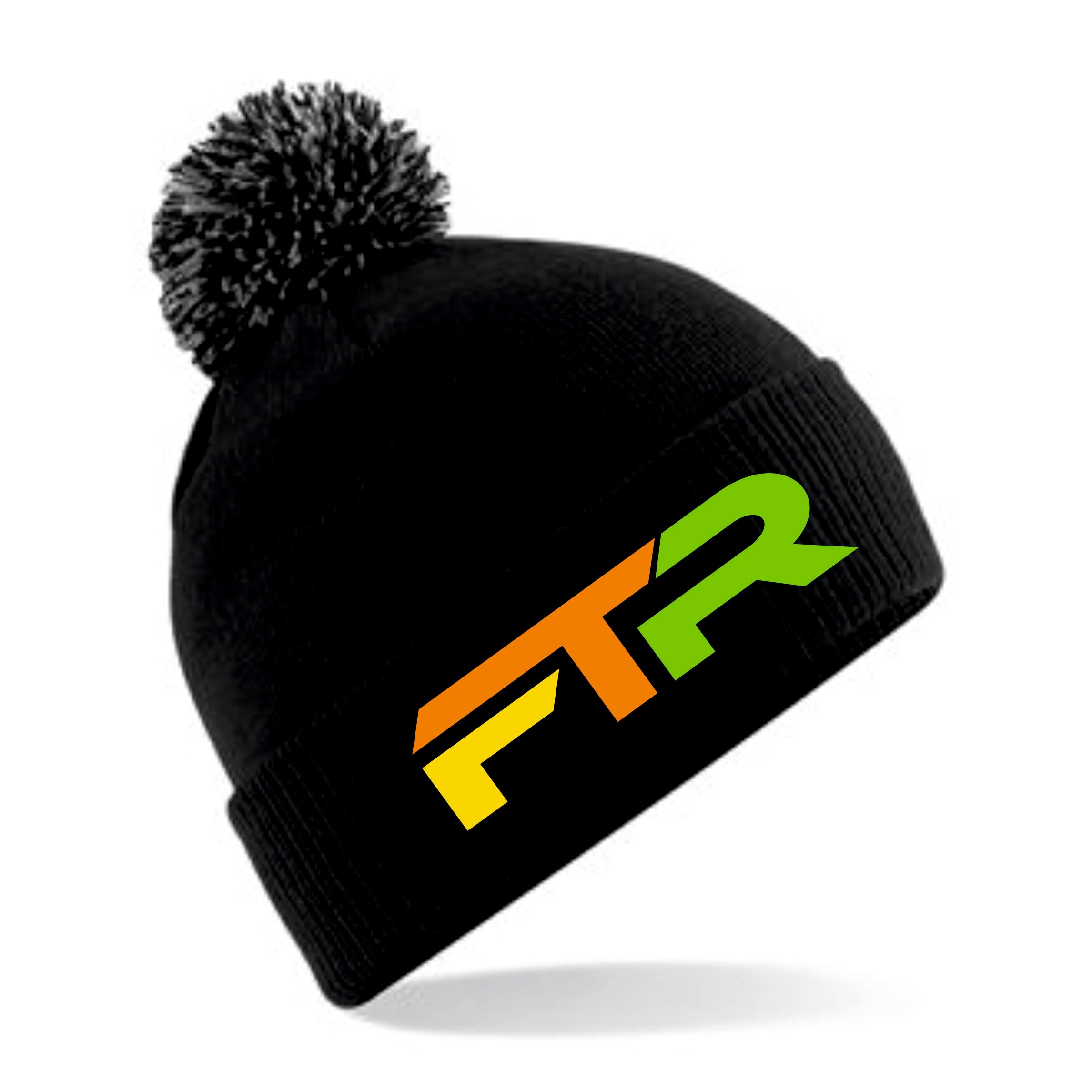 Frankie Taylor Racing Bobble Hat