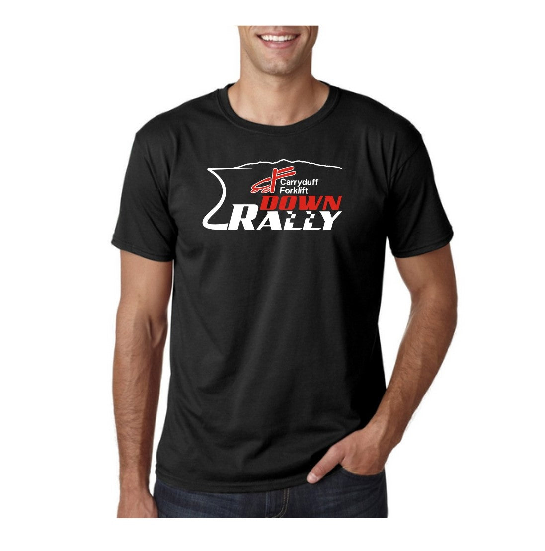 Down Rally T-Shirt