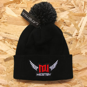 Michelle Westby Bobble Hat