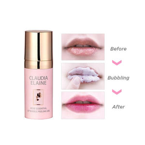 ROSE ESSENTIAL LIP BUBBLE PEELING GEL