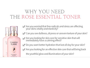ROSE ESSENTIAL TONER