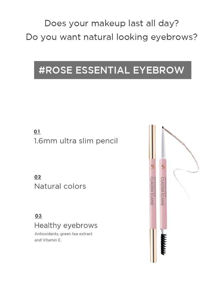 ROSE ESSENTIAL EYEBROW