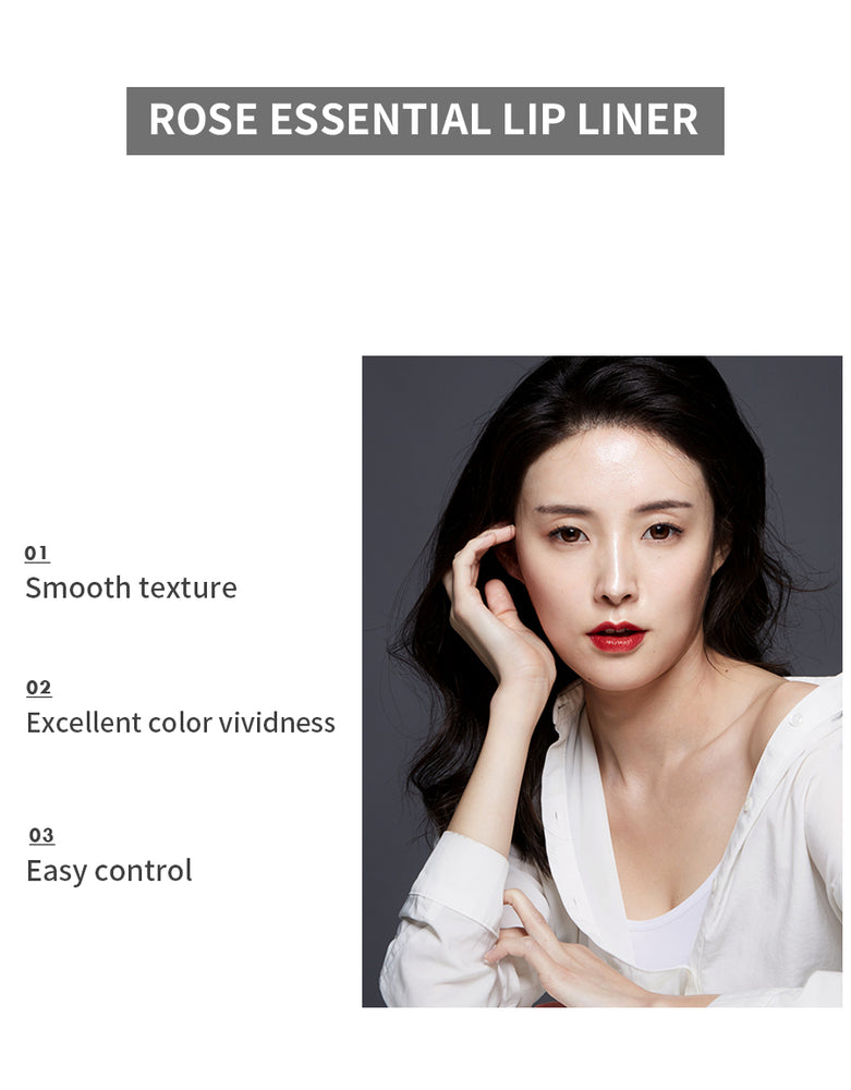 ROSE ESSENTIAL LIP LINER