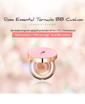 ROSE ESSENTIAL TORNADO BB CUSHION