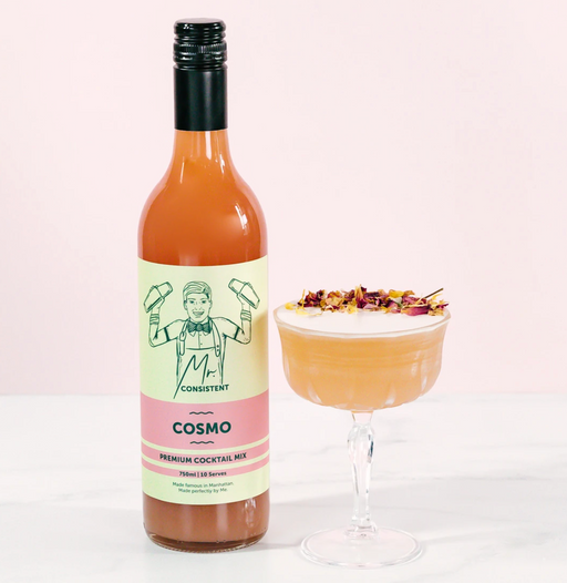 Mr Consistent Cocktail Mixers - Cosmo