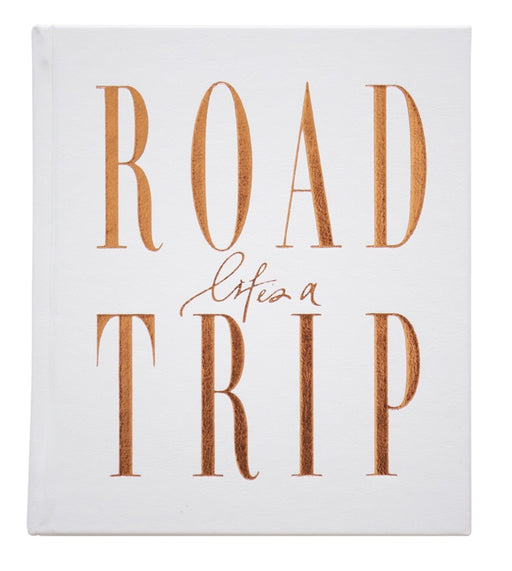 Life's a Road Trip Journal by Axel and Ash
