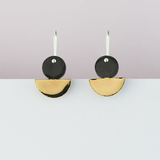 Erin Lightfoot Porcelain - Black Floats
