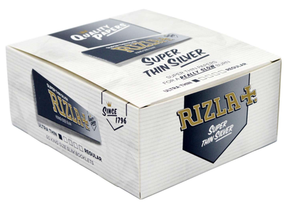 Rizla Super Thin Silver king size 50 pack